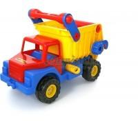 Автомобиль-самосвал №1 размером 730х350х510 мм