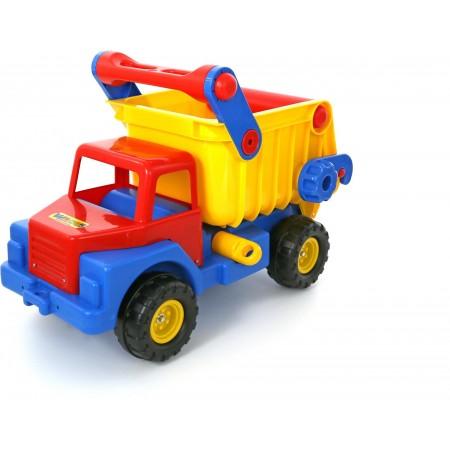 4669, Автомобиль-самосвал №1 размером 730х350х510 мм, 37909_PLS, 3650ք, 4669-01, Wader, Машинки и техника