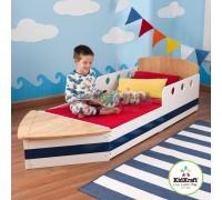 Детская кровать Яхта