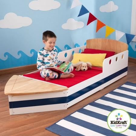 Детская кровать Яхта, KidKraft