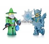 Мастер Изумрудного Дракона и Морозный Генерал