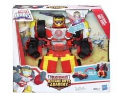 Робот - трансформер Playskool Хот Шот - Боты спасатели