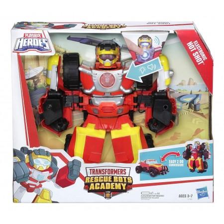Робот - трансформер Playskool Хот Шот - Боты спасатели, Hasbro