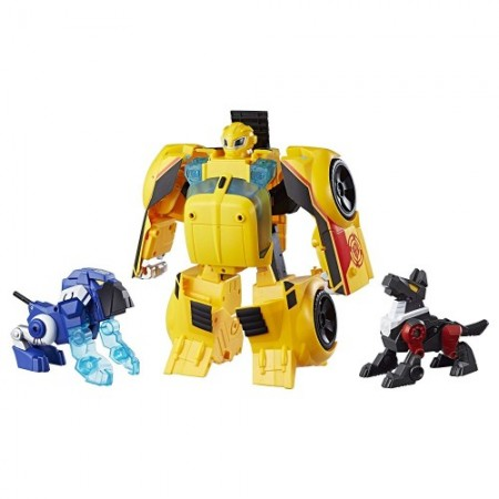 Игрушка Transformers Bumblebee Боты спасатели, Hasbro