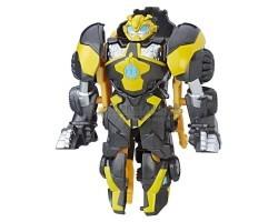 Робот - трансформер Бамбл Би  Динозавр Черный