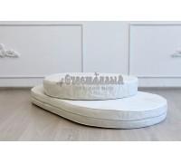 Набор матрасов для круглой и овальной кроватки