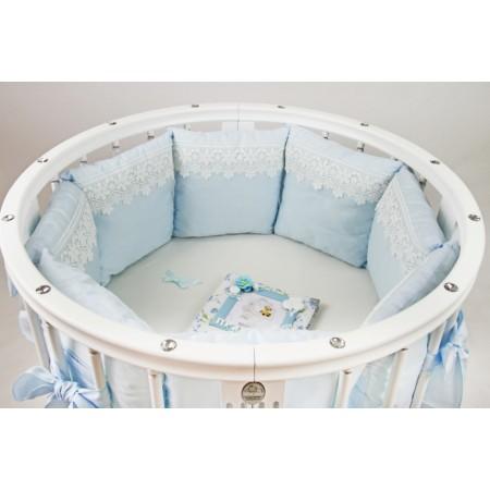 Royal Diamond Кроватка-трансформер , Royal-Baby