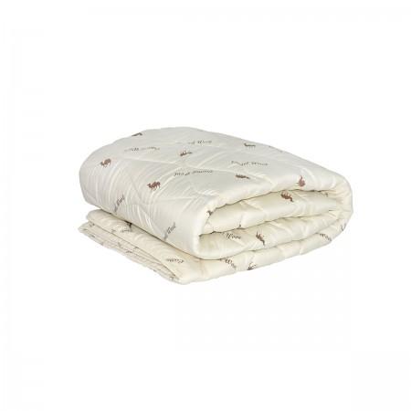 Зимнее стеганое одеяло Верблюжья шерсть, Лабель