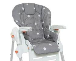 Съемный чехол Звездопад на стульчик для кормления