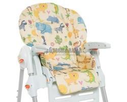 Съемный чехол Safari на стульчик для кормления