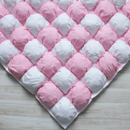 17415, Игровой коврик Бомбон Simple Pink, vv020205, 3990ք, 17415-, VamVigvam, Детские ковры