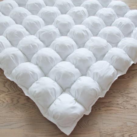 17430, Игровой коврик Бомбон Simple White, vv020201, 3990ք, 17430-, VamVigvam, Детские ковры