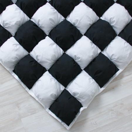 17409, Игровой коврик Бомбон Black&White, vv020206, 3990ք, 17409-, VamVigvam, Детские ковры