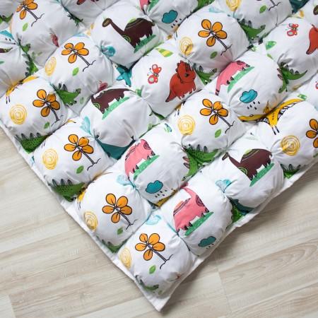 17432, Игровой коврик Бомбон Dino, vv020239, 5490ք, 17432-, VamVigvam, Детские ковры