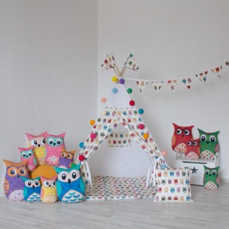 Вигвам для детей Funky Owl, VamVigvam