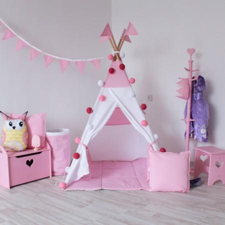 Вигвам для детей Simple Pink, VamVigvam