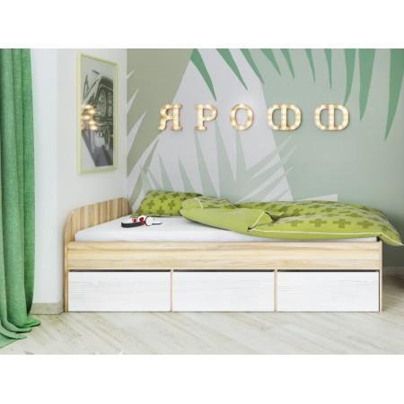 Кровать односпальная, Ярофф (Легенда, Гармония)