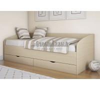 Детская кровать с ящиками Соня-3