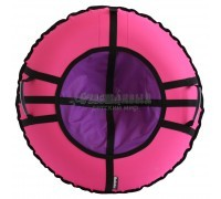 Тюбинг Hubster Ринг Хайп розовый-фиолетовый