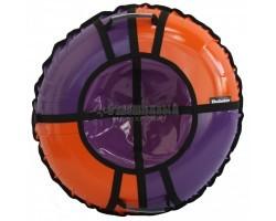 Тюбинг Hubster Sport Pro фиолетовый-оранжевый