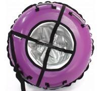 Тюбинг Hubster Ринг фиолетовый-серый