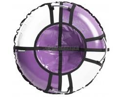Тюбинг Hubster Sport Pro фиолетовый-серый